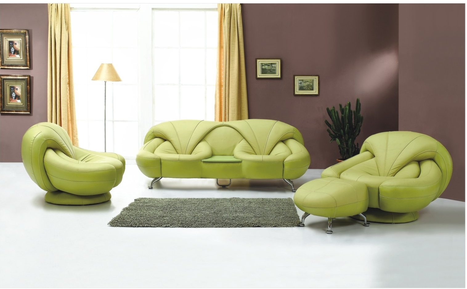 Stylish-living-room-green-leather-furniture.jpg